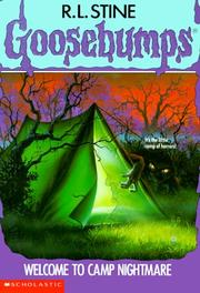 Cover of: Welcome to Camp Nightmare