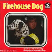 Cover of: Firehouse Dog (Read With Me) | Amy Hutchings