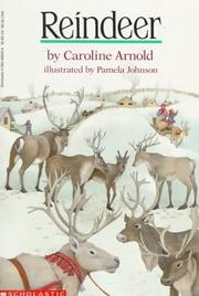 Cover of: Reindeer
