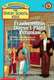 Cover of: Frankenstein Doesn