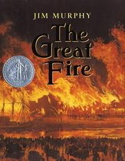 Cover of: The great fire