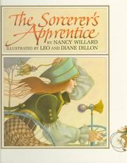 Cover of: The sorcerer's apprentice | Nancy Willard