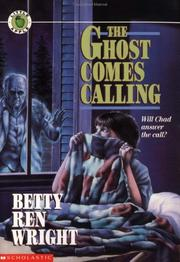 Cover of: The Ghost Comes Calling (Little Apple)