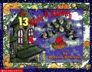 Cover of: The 13 nights of Halloween
