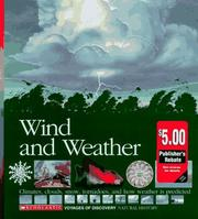 Cover of: Wind and Weather