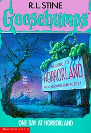 Cover of: One day at HorrorLand