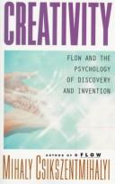 Cover of: Creativity