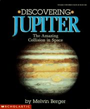 Cover of: Discovering Jupiter: the amazing collision in space