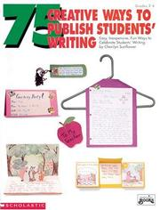 Cover of: 75 Creative Ways to Publish Students