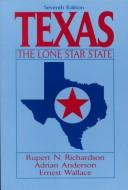 Cover of: Texas, the Lone Star State