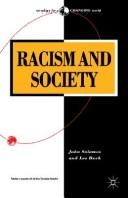 Cover of: Racism and society