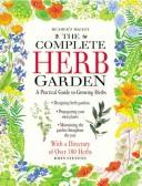 Cover of: The complete herb garden