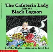Cover of: The cafeteria lady from the black lagoon