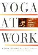 Cover of: Yoga at work