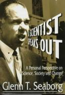 Cover of: A scientist speaks out