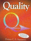 Cover of: Quality