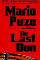 The Last Don by Puzo, Mario