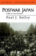 Cover of: Postwar Japan