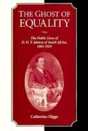 Cover of: The Ghost of Equality