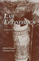 Cover of: Law and economics | Robert Cooter