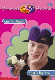 Cover of: Kristy