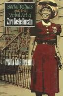 Cover of: Social rituals and the verbal art of Zora Neale Hurston