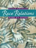 Cover of: Race relations