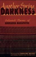 Cover of: Another spring, darkness