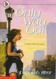 Cover of: The Only Way Out
