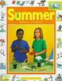 Cover of: Summer science projects