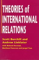 Cover of: Theories of international relations