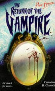 Cover of: Return of the Vampire, the