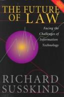 Cover of: The future of law