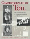 Cover of: Commonwealth of toil
