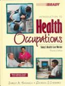 Cover of: Introduction to health occupations | Shirley A. Badasch
