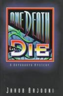 Cover of: One death to die