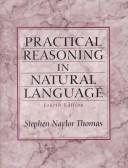 Cover of: Practical reasoning in natural language