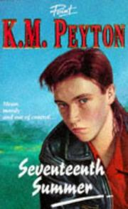 Cover of: Seventeenth Summer