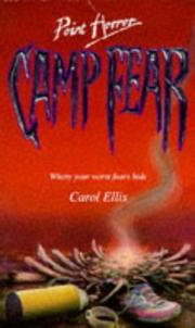 Cover of: Camp Fear