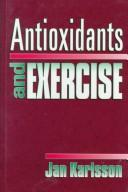 Cover of: Antioxidants and exercise