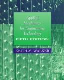 Cover of: Applied mechanics for engineering technology