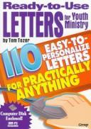 Cover of: Ready-to-use letters for youth ministry | Tom Tozer