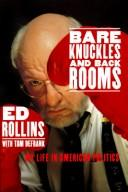 Cover of: Bare knuckles and back rooms