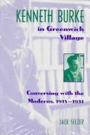Cover of: Kenneth Burke in Greenwich Village