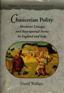 Cover of: Chaucerian polity