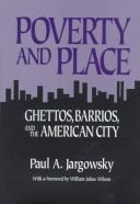 Cover of: Poverty and place
