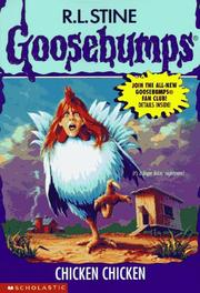 Cover of: Chicken chicken | R. L. Stine