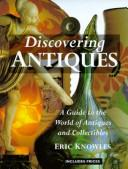 Cover of: Discovering antiques