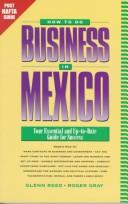 Cover of: How to do business in Mexico