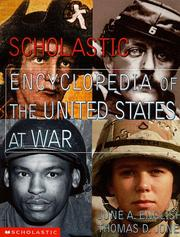 Scholastic encyclopedia of the United States at war